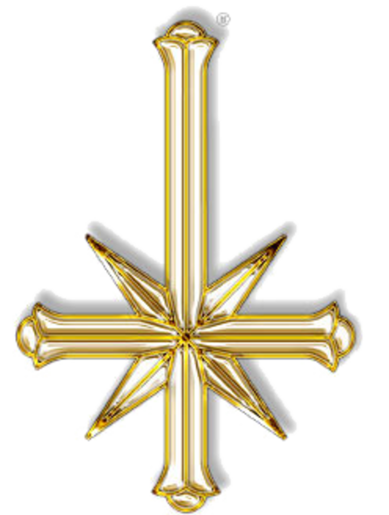 AntiScientology Cross