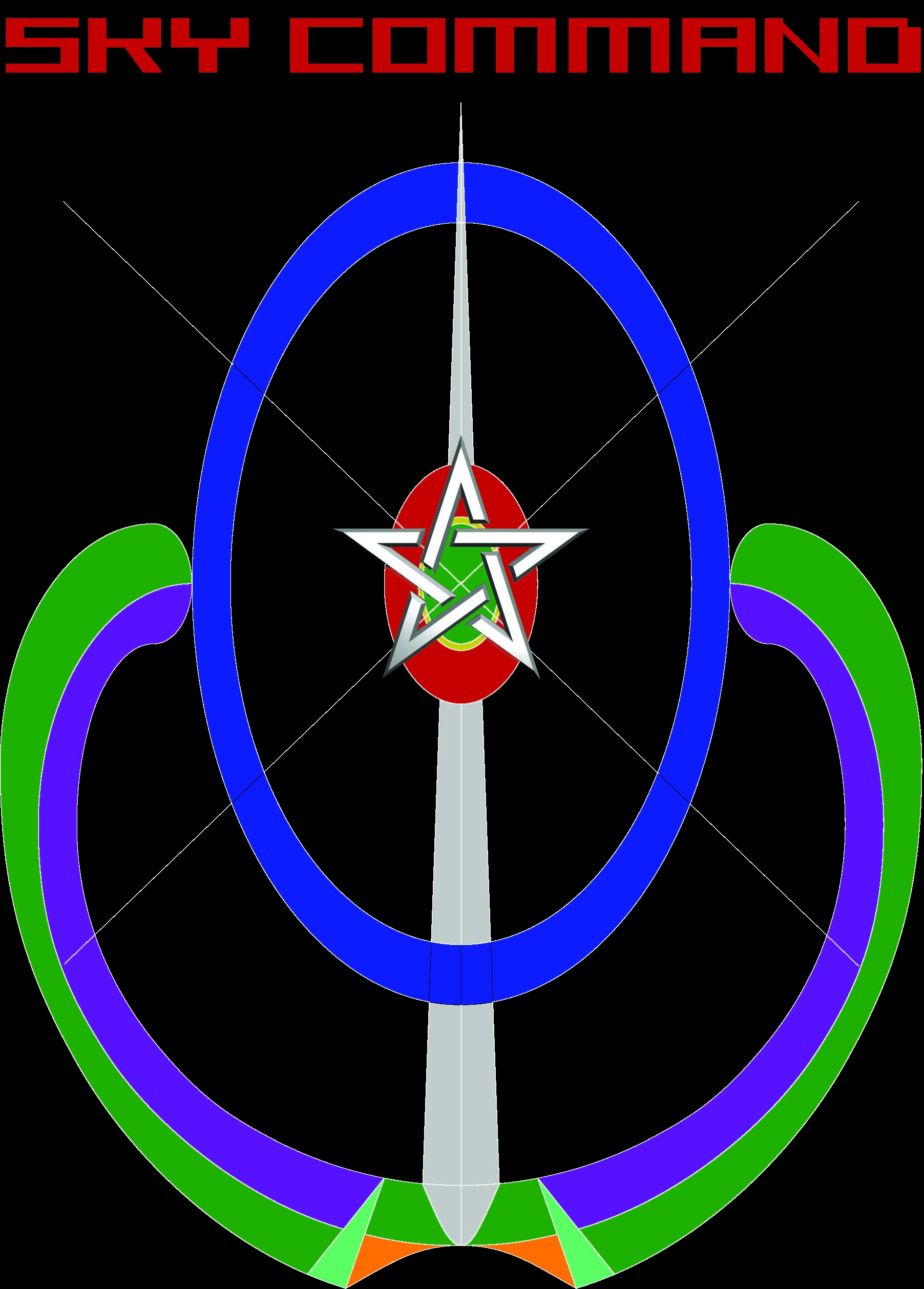 Sky Command Symbol